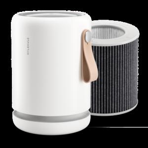 綺麗な空気をつくるモレキュル空気清浄機ってどんなの?消臭機能はある?
